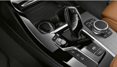 BMW X3 xDrive30e- Fahrerlebnisschalter
