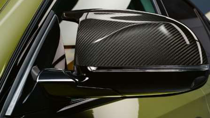BMW X6 M Competition Außenspiegel